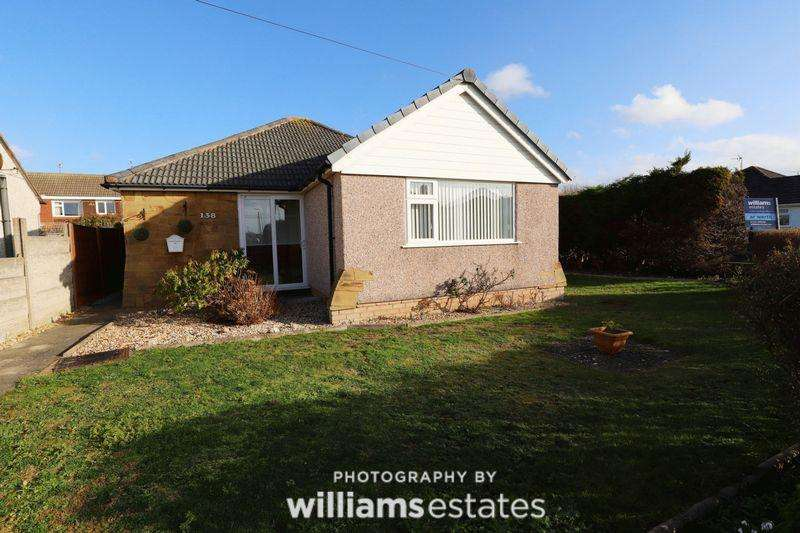 3 Bedrooms Detached Bungalow for sale in Beverley Drive, Prestatyn