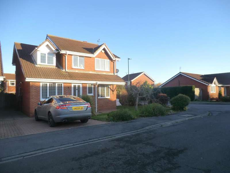 5 Bedrooms Detached House for sale in THE HAMPSTEAD, REDCAR TS10
