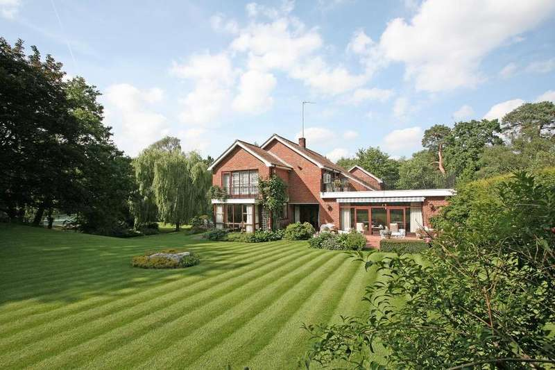 6 Bedrooms Plot Commercial for sale in Wentworth Drive, Wentworth, Virginia Water, Surrey, GU25