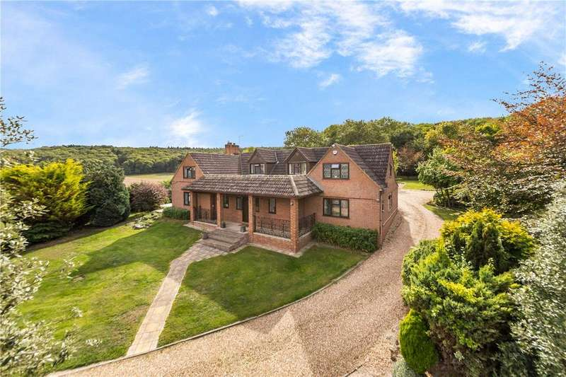 6 Bedrooms Detached House for sale in Main Road North, Dagnall, Berkhamsted