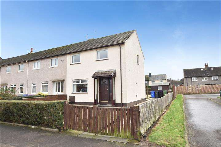 2 Bedrooms Semi-detached Villa House for sale in 23 Orchard Avenue, Ayr, KA7 3EJ