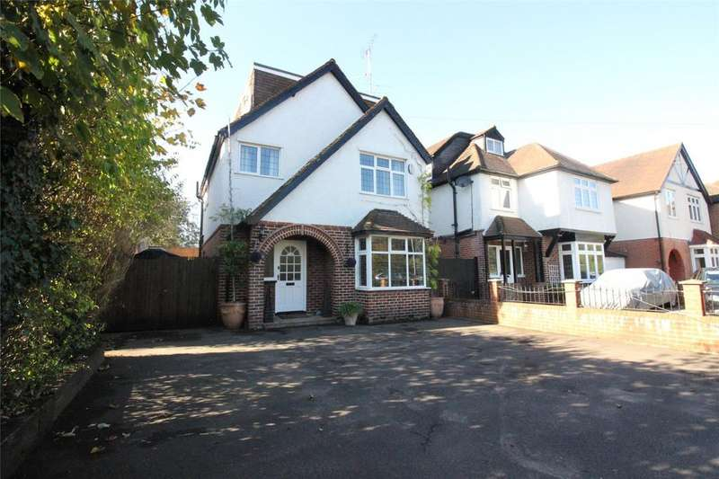 5 Bedrooms Detached House for sale in Loddon Bridge Road, Woodley, Reading, Berkshire, RG5