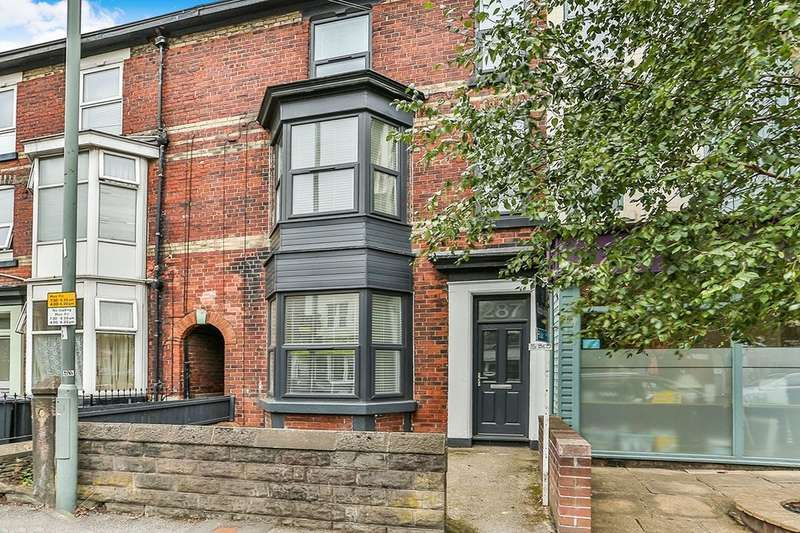 5 Bedrooms Terraced House for rent in Abbeydale Road, Sheffield, S7