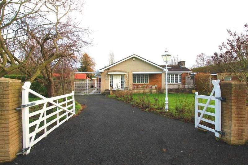 3 Bedrooms Detached Bungalow for sale in Melton Gardens, Sprotbrough, Doncaster, DN5