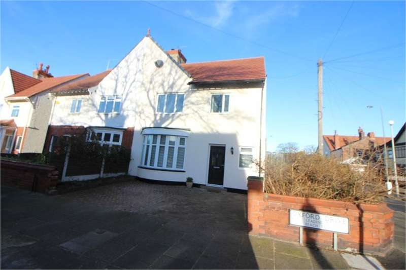 5 Bedrooms Semi Detached House for sale in Oxford Drive, Waterloo, LIVERPOOL, Merseyside