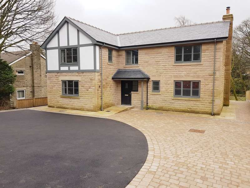 5 Bedrooms Detached House for sale in St Johns Road, Buxton