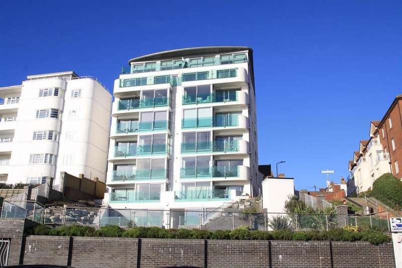 2 Bedrooms Apartment Flat for sale in Crowstone Court, Holland Road, Westcliff Esplanade