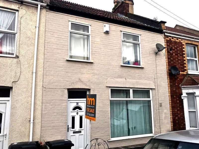 3 Bedrooms Terraced House for sale in Dunkirk Road, Fishponds, Bristol, BS16 3DJ