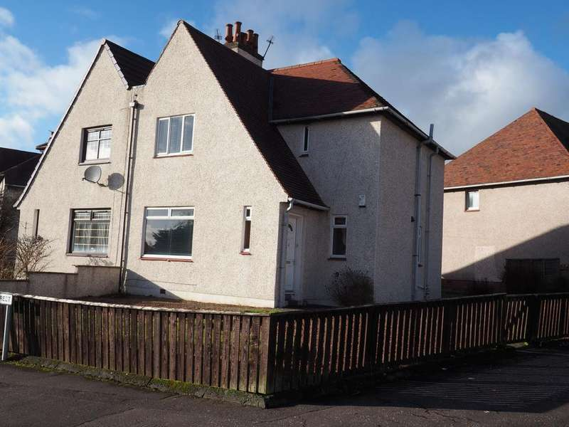 3 Bedrooms Semi Detached House for sale in Howden Avenue, Kilwinning KA13
