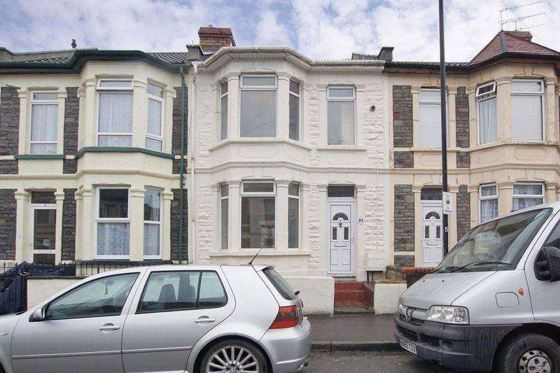 3 Bedrooms Terraced House for sale in Verrier Road, Redfield, Bristol, BS5 9LH