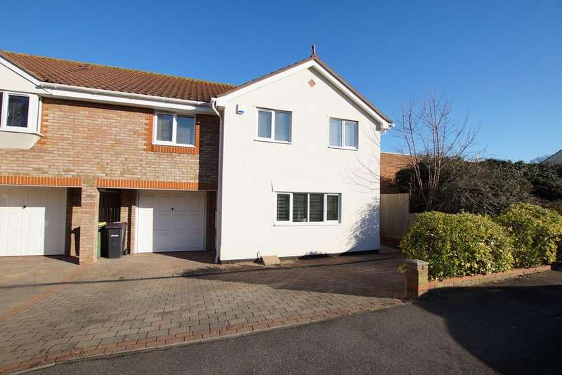 4 Bedrooms End Of Terrace House for sale in Uplands Park Road, Rayleigh, SS6