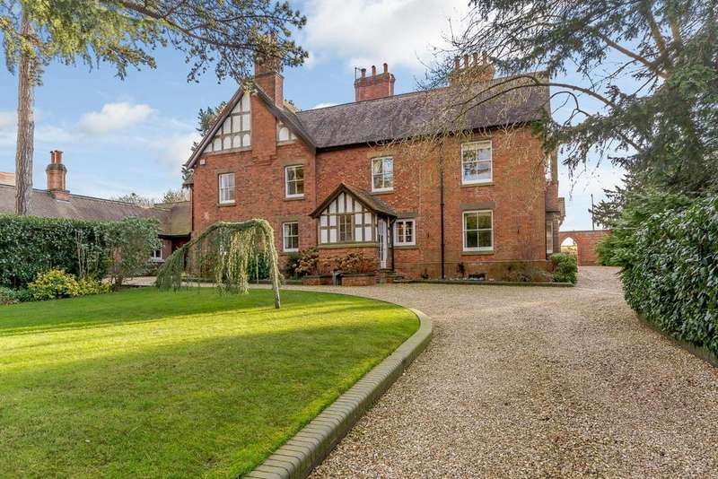 6 Bedrooms Detached House for sale in Brown Heath Lane, Droitwich Spa, Worcestershire