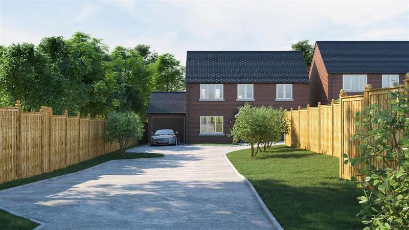 3 Bedrooms Detached House for sale in Dover Street, Kibworth Beauchamp