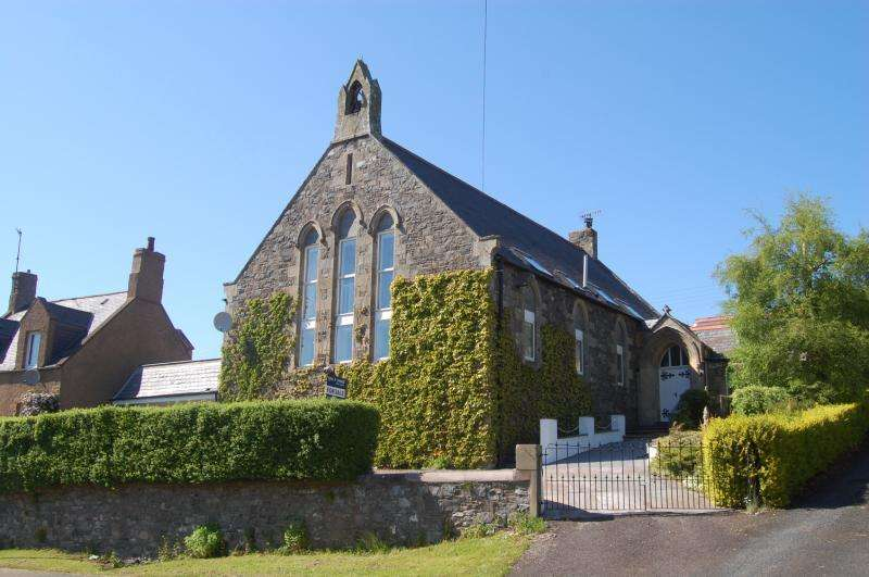 7 Bedrooms Detached House for sale in The Old Church, Grantshouse, Duns, Berwickshire