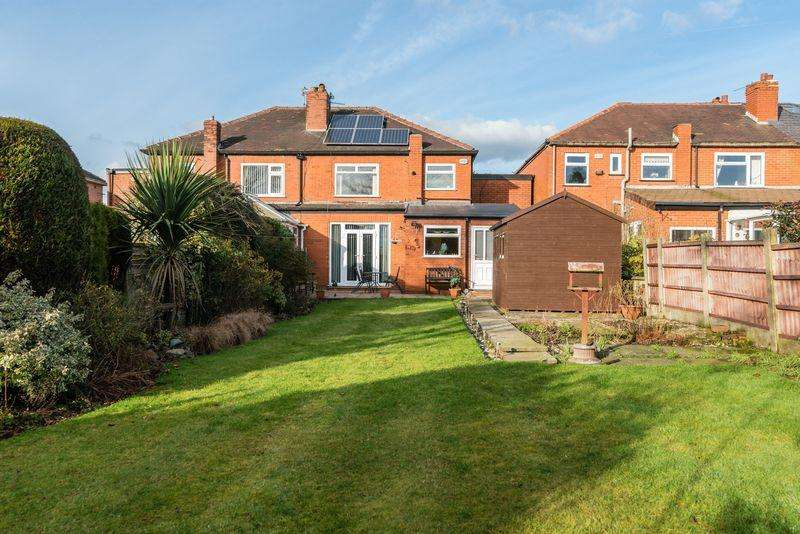 4 Bedrooms Semi Detached House for sale in Cornwall Avenue, Over Hulton, Bolton, Lancashire.