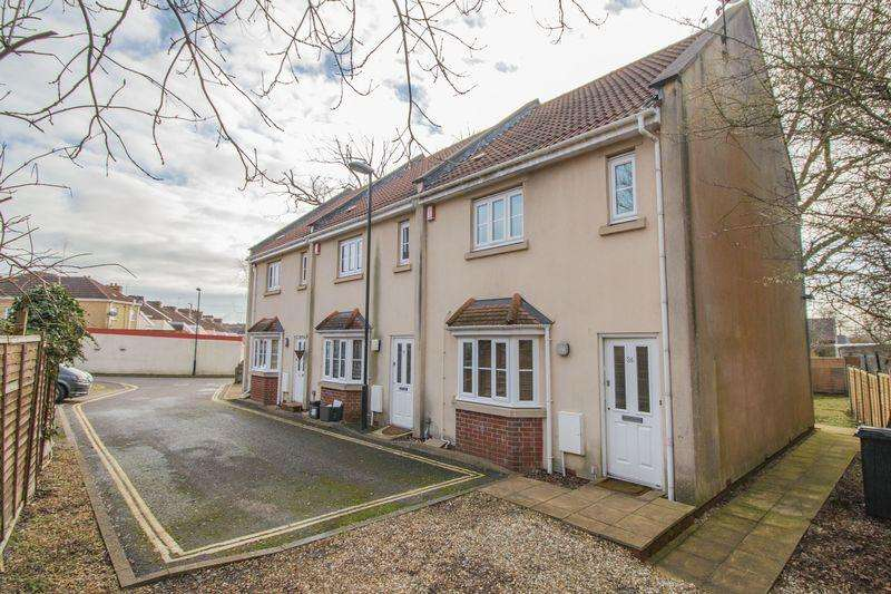 4 Bedrooms End Of Terrace House for sale in Air Balloon Road, Bristol