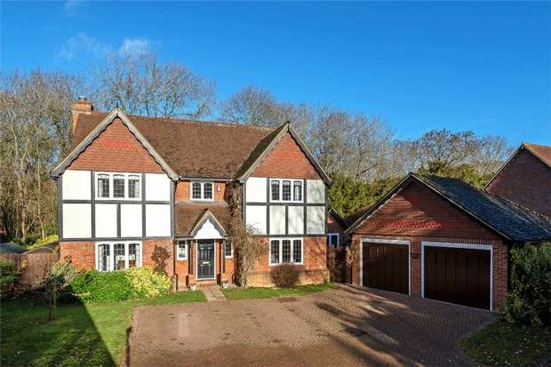 5 Bedrooms Detached House for sale in Woodlands, Clapham Park, Bedford