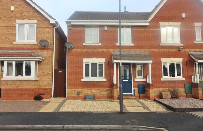 3 Bedrooms Semi Detached House for sale in Perch Rd, Walsall