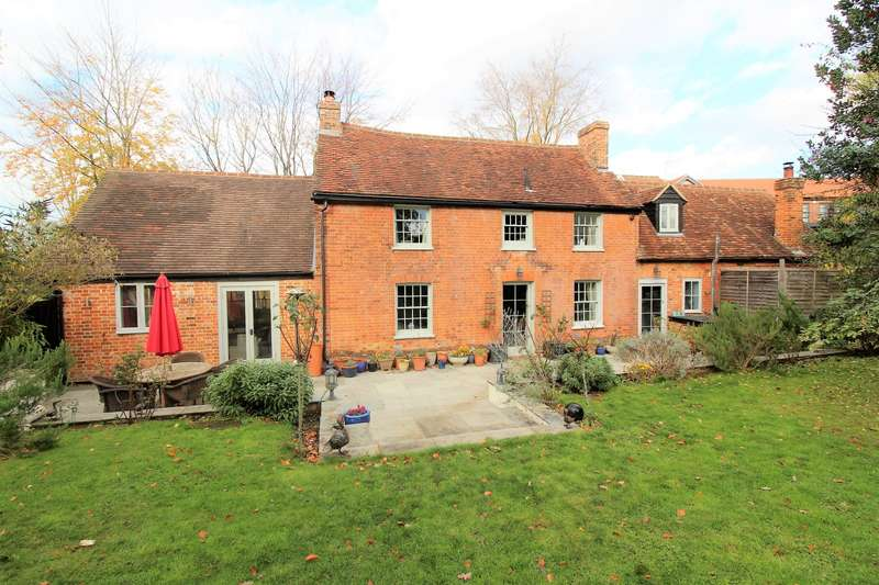 4 Bedrooms Semi Detached House for sale in The Row, Lane End