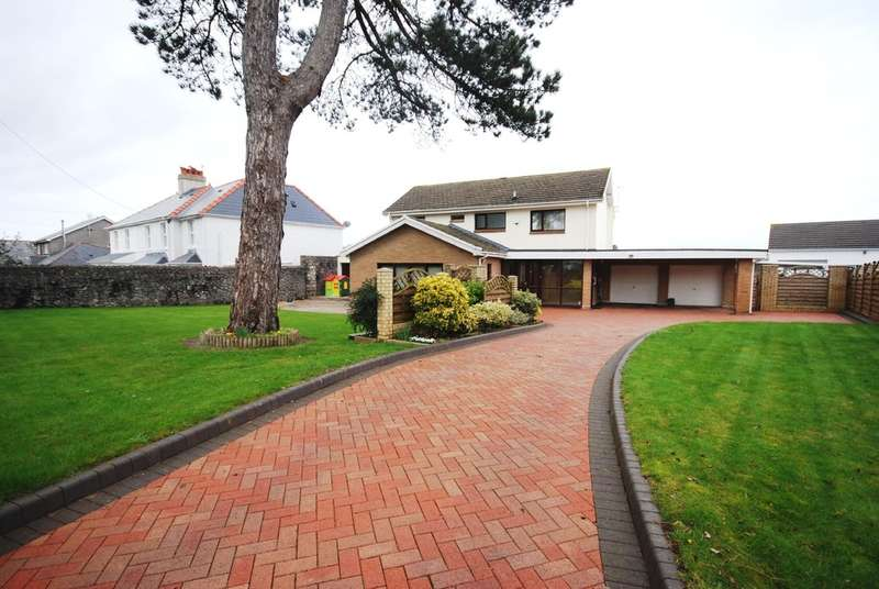 5 Bedrooms Detached House for sale in Wick Road, Ewenny, Vale of Glamorgan, CF35 5BL