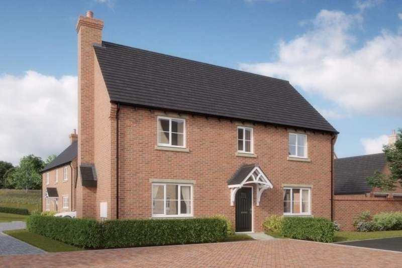 4 Bedrooms Detached House for sale in Plot 8 The Haywood, The Orchards, Tredington