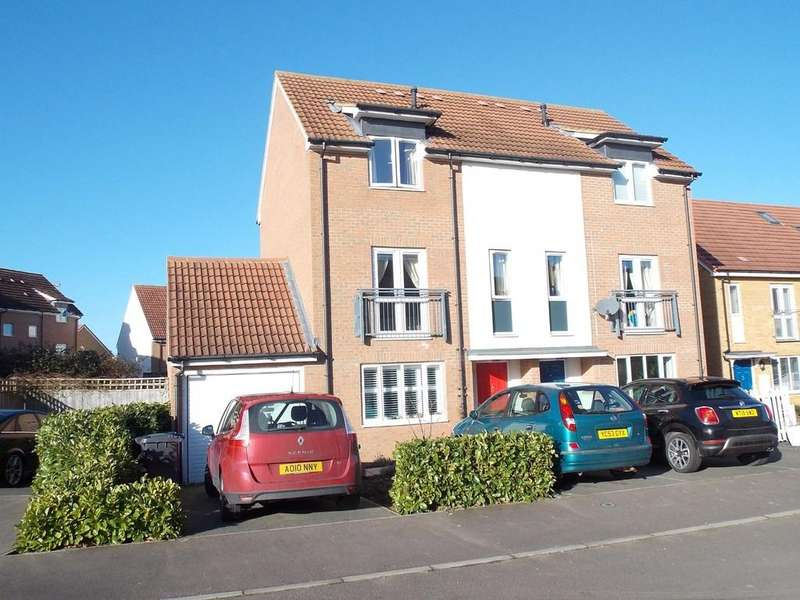 3 Bedrooms Town House for sale in Grandridge Close, Fulbourn