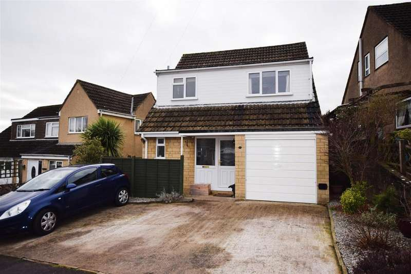 3 Bedrooms Detached House for sale in Park View Drive, Stroud