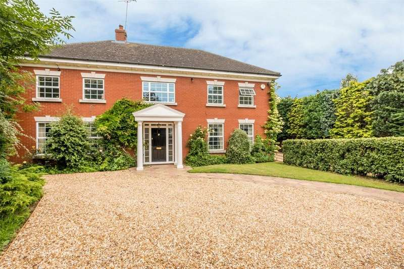 4 Bedrooms Detached House for sale in Great North Road, Alconbury
