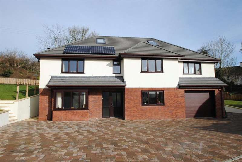 6 Bedrooms Detached House for sale in Meadow View, Bishops Nympton