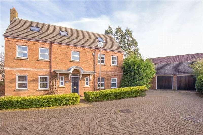 5 Bedrooms Detached House for sale in East Chapel, Tattenhoe, Milton Keynes, Buckinghamshire