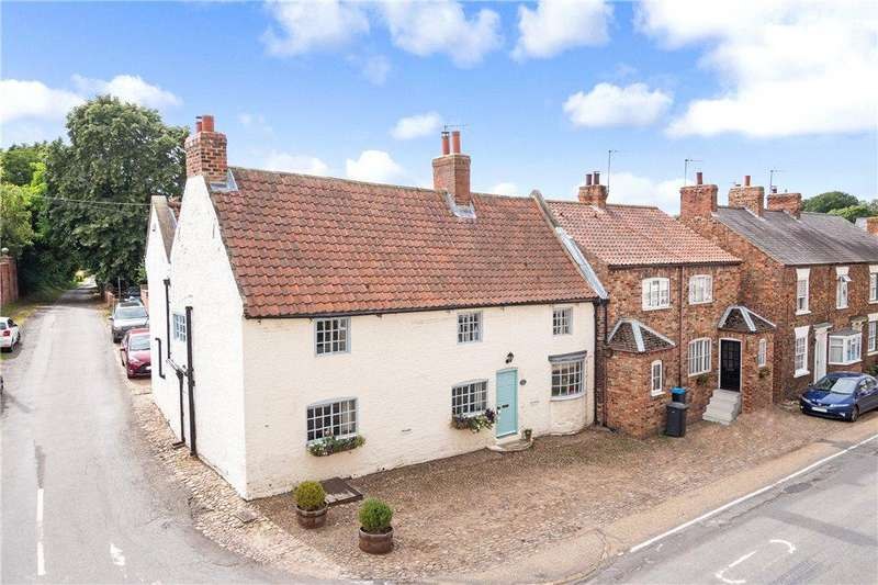 5 Bedrooms Semi Detached House for sale in Main Street, Helperby, York
