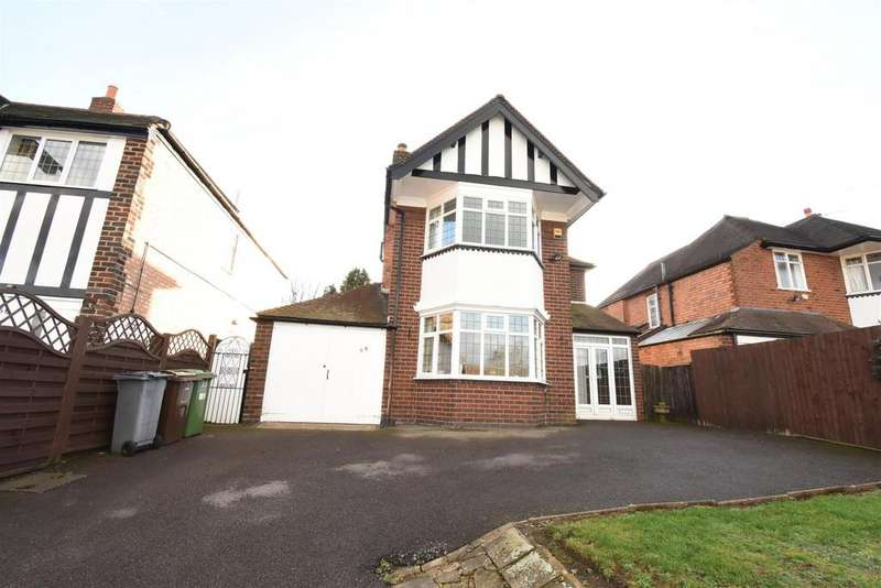 3 Bedrooms Detached House for sale in Chester Road, Castle Bromwich, Birmingham