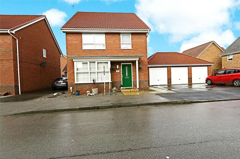 4 Bedrooms Detached House for sale in Boundary Way, Hull, East Riding of Yorkshi, HU4
