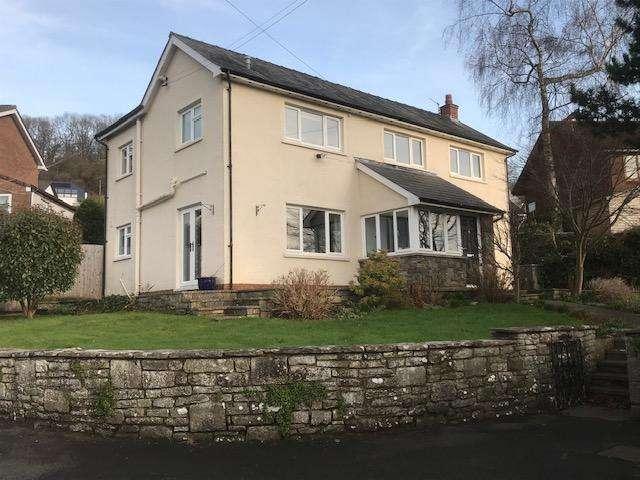 4 Bedrooms Detached House for sale in Llanbedr Road, Crickhowell