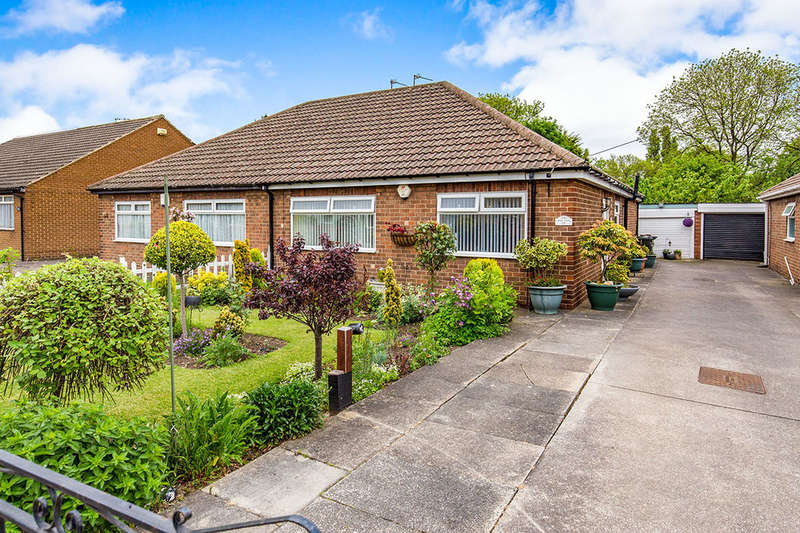 3 Bedrooms Semi Detached Bungalow for sale in St. Margaret's Grove, Middlesbrough, TS6