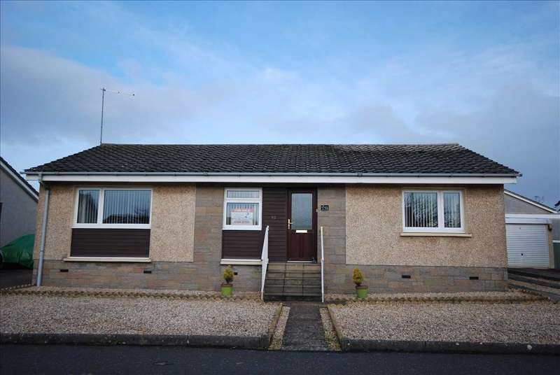 2 Bedrooms Bungalow for sale in Montfode Drive, Ardrossan