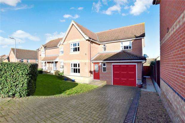 4 Bedrooms Detached House for sale in Highfields, Halstead