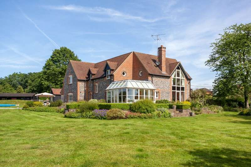 4 Bedrooms Detached House for sale in Ibstone, High Wycombe, Ibstone, Buckinghamshire, HP14