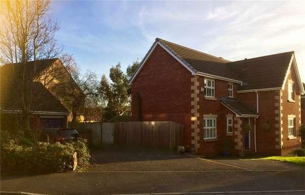 5 Bedrooms Detached House for sale in BARNSTAPLE, Devon
