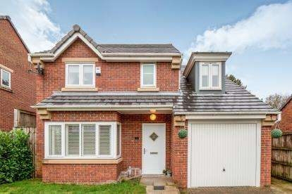 4 Bedrooms Detached House for sale in Viner Way, Hyde, Greater Manchester, .
