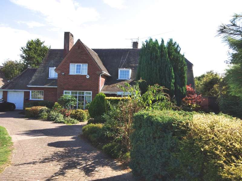 5 Bedrooms Detached House for sale in Roehampton Drive, Blundellsands, Blundellsands, Liverpool, L23