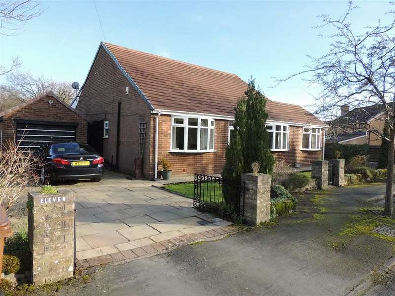 3 Bedrooms Bungalow for sale in Delamere Close, Hazel Grove, Stockport