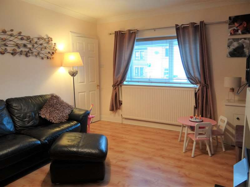 2 Bedrooms End Of Terrace House for sale in Bridge Street, Lockerbie, Dumfries and Galloway, DG11