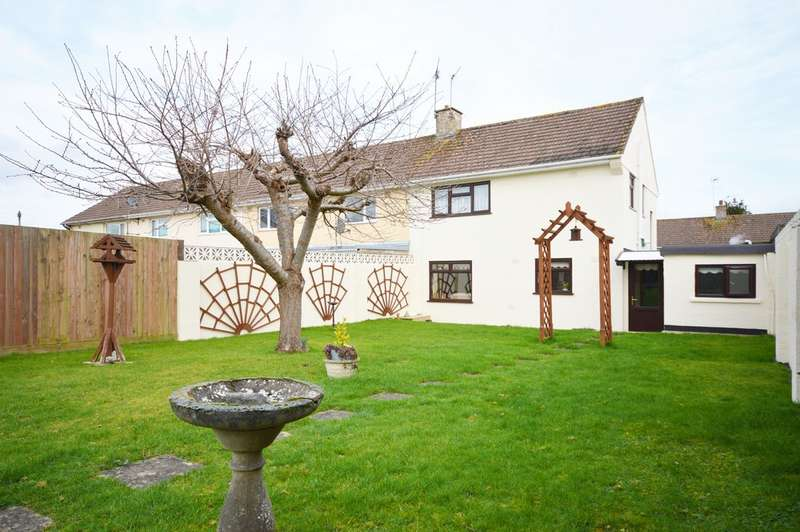 3 Bedrooms End Of Terrace House for sale in Balmoral Road, Keynsham, BS31