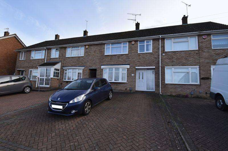 3 Bedrooms Terraced House for sale in Wheatfield Road.