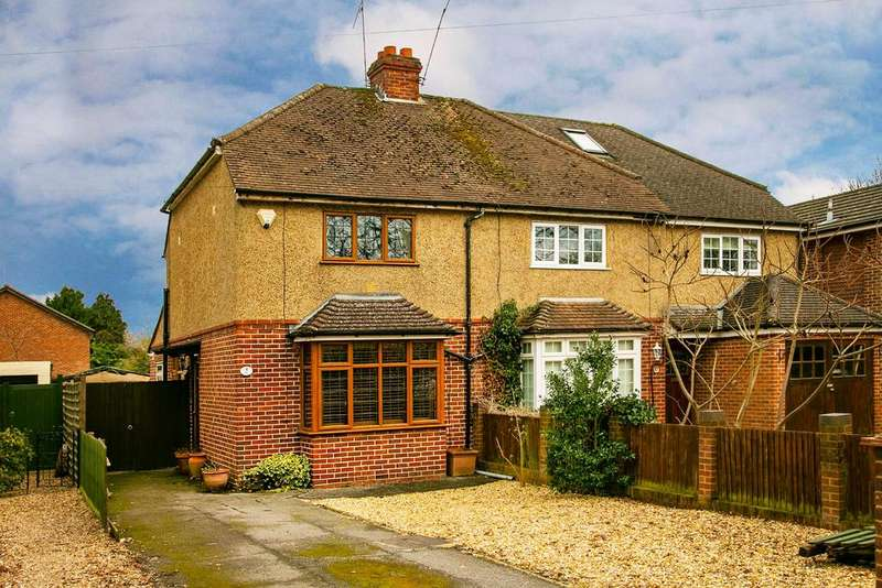 2 Bedrooms Semi Detached House for sale in Mill Lane, Earley, Reading, RG6 7JF