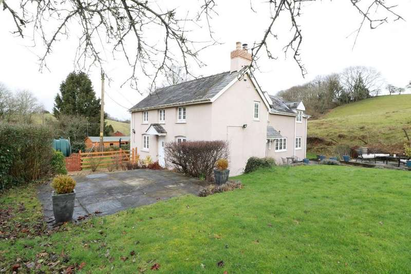 3 Bedrooms Detached House for sale in Llandegveth, Newport, NP18