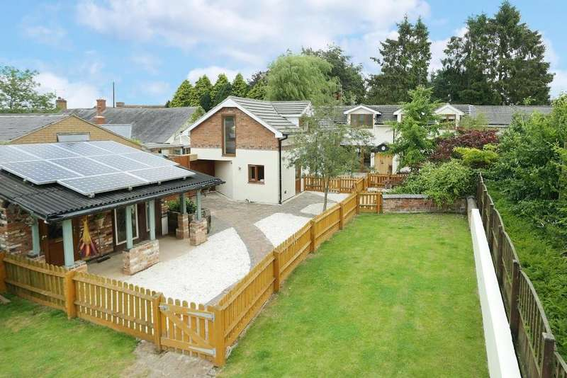 4 Bedrooms Semi Detached House for sale in Hall Lane, Bitteswell, Lutterworth