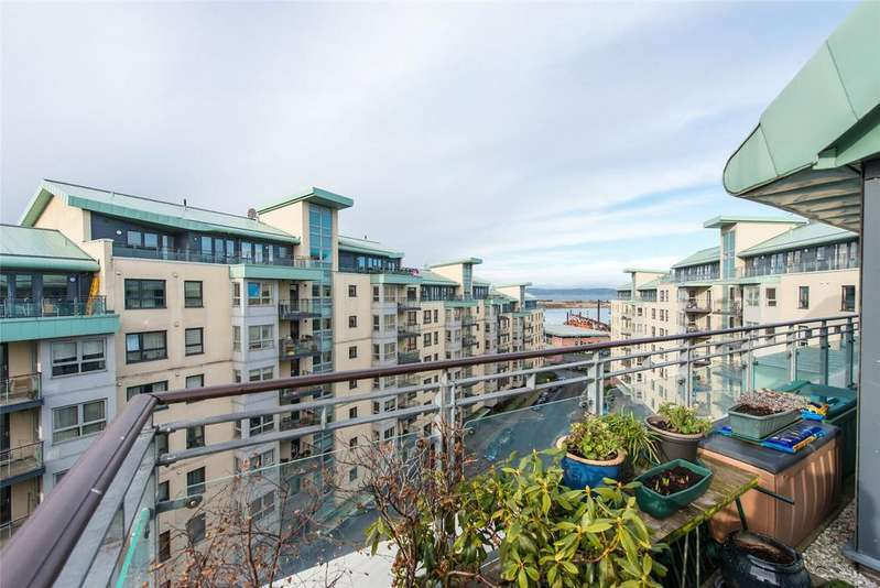 3 Bedrooms Penthouse Flat for sale in Portland Gardens, Edinburgh, Midlothian