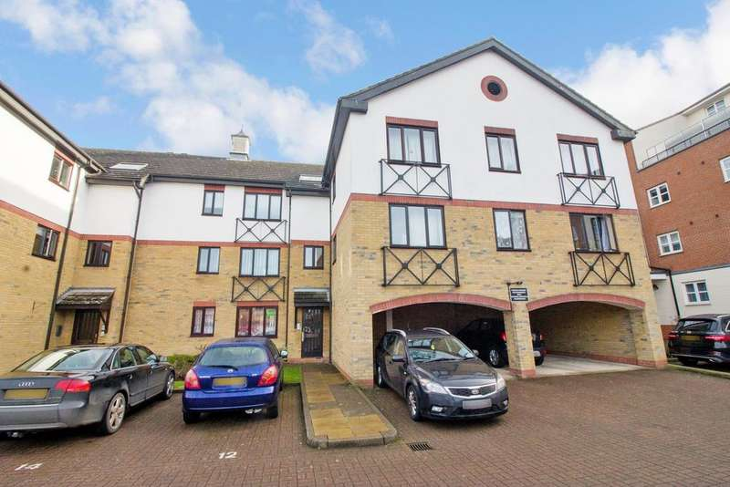 2 Bedrooms Apartment Flat for sale in Churchill House, Peterborough, PE1
